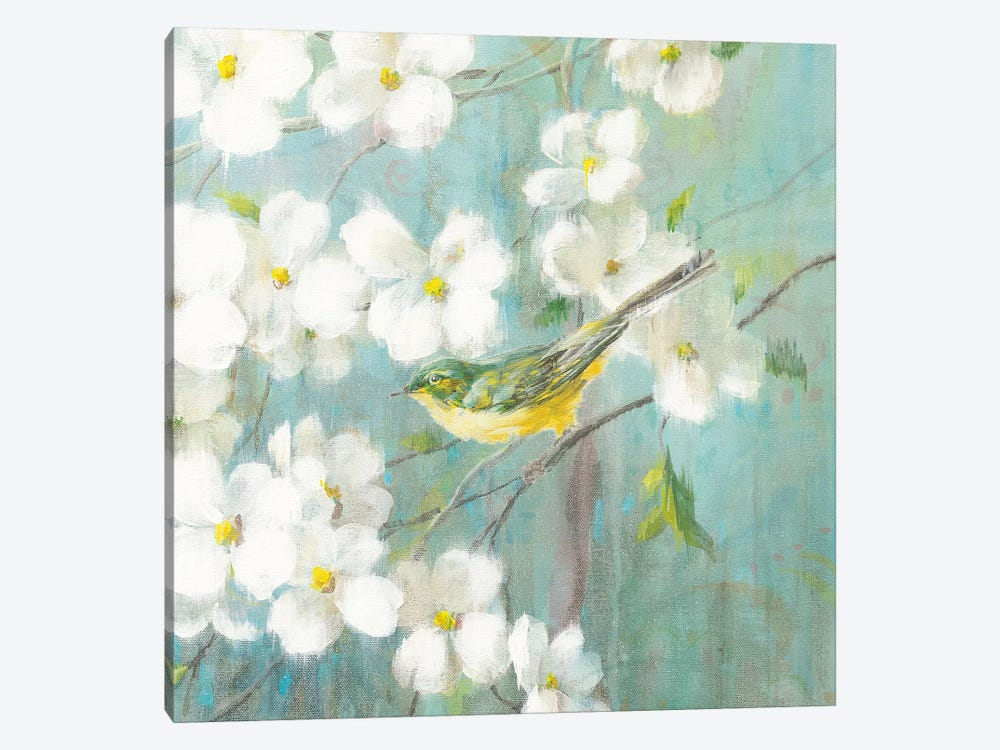 Spring Dream VI by Danhui Nai 1-piece Canvas Art