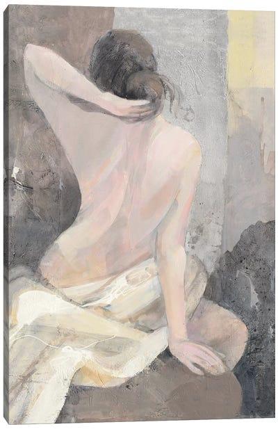 After The Bath I Canvas Art Print