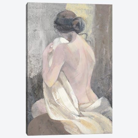 After The Bath II Canvas Print #WAC4883} by Albena Hristova Canvas Print