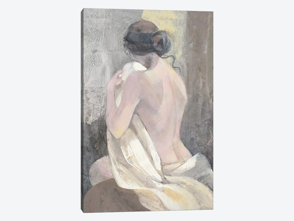 After The Bath II 1-piece Canvas Wall Art