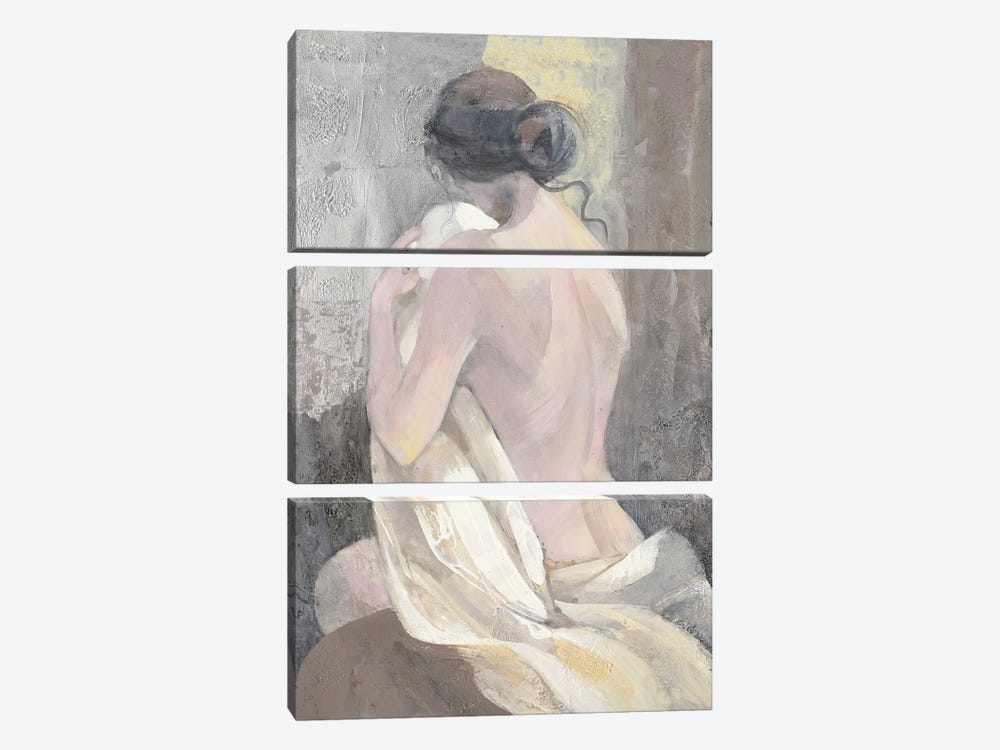 After The Bath II 3-piece Canvas Artwork