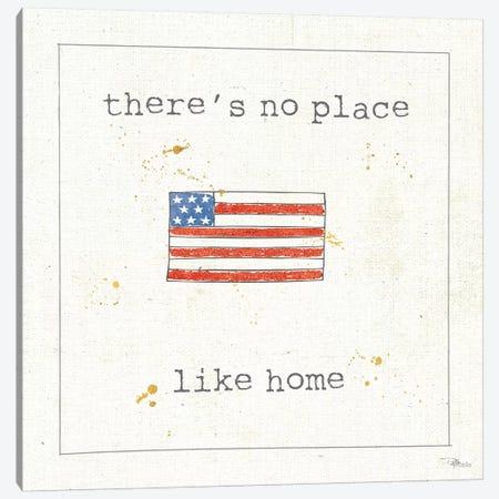 USA Cuties I Canvas Print #WAC4887} by Pela Studio Canvas Art