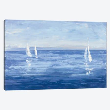 Open Sail Canvas Print #WAC4895} by Julia Purinton Canvas Print