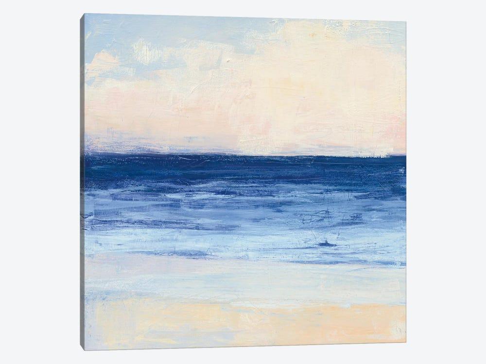True Blue Ocean I by Julia Purinton 1-piece Canvas Art Print