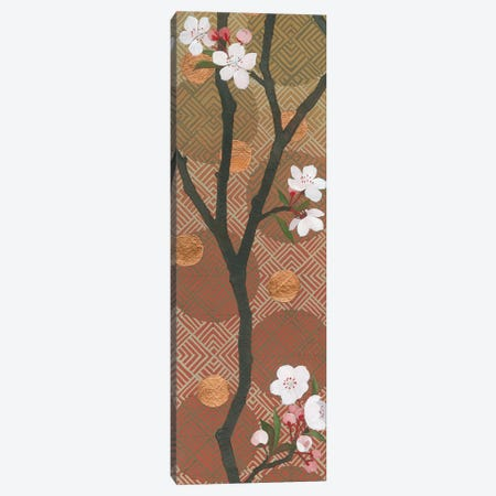 Cherry Blossoms Panel I Canvas Print #WAC4904} by Kathrine Lovell Art Print