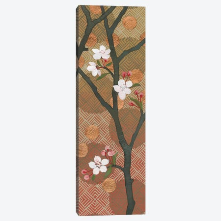 Cherry Blossoms Panel II Canvas Print #WAC4905} by Kathrine Lovell Canvas Print