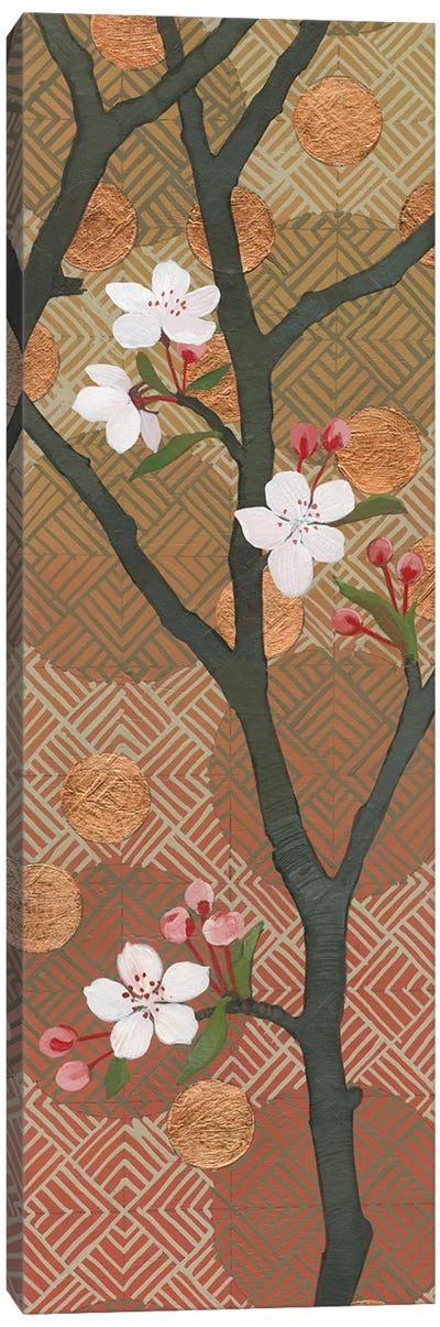 Cherry Blossoms Panel II Canvas Art Print