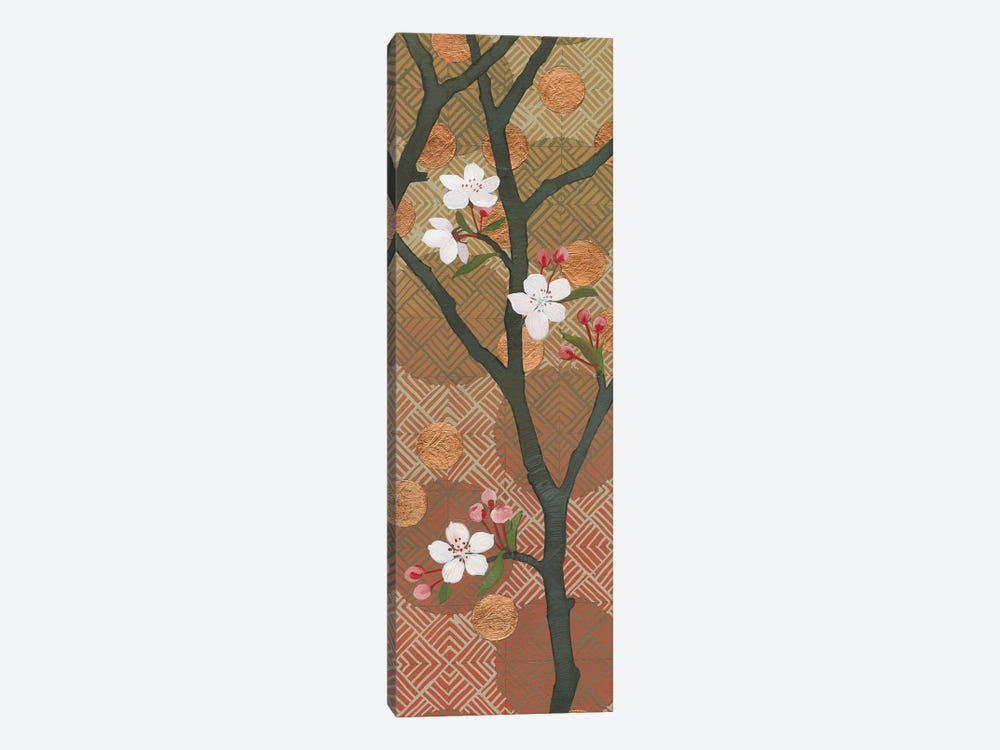 Cherry Blossoms Panel II by Kathrine Lovell 1-piece Canvas Art Print