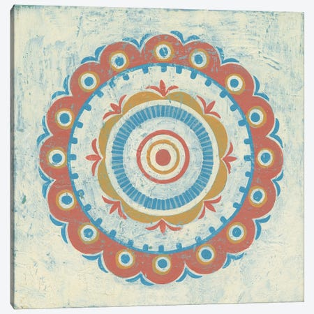 Lakai Circle II Canvas Print #WAC4907} by Kathrine Lovell Canvas Print