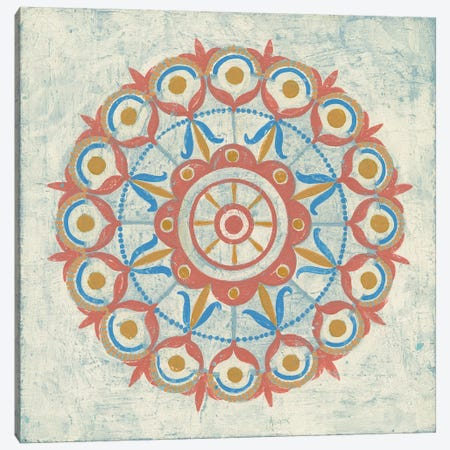 Lakai Circle V Canvas Print #WAC4908} by Kathrine Lovell Canvas Art
