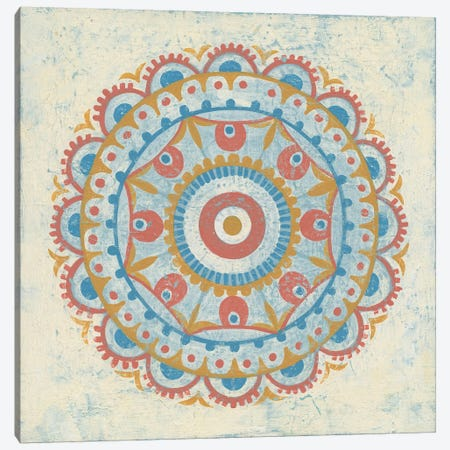 Lakai Circle VI Canvas Print #WAC4909} by Kathrine Lovell Canvas Artwork