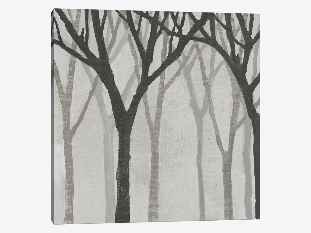 Spring Trees Greystone I by Kathrine Lovell 1-piece Canvas Art Print