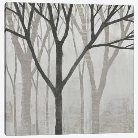 Spring Trees Greystone II Canvas Print #WAC4913} by Kathrine Lovell Art Print