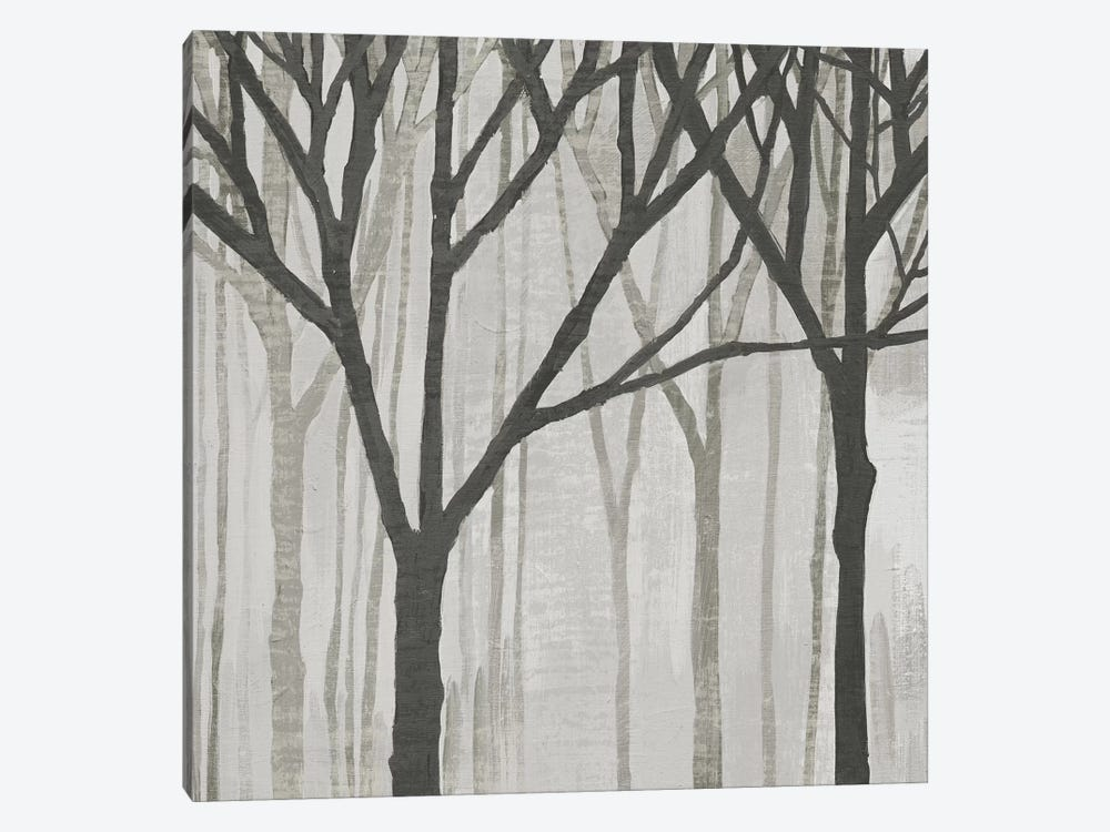 Spring Trees Greystone III by Kathrine Lovell 1-piece Canvas Print