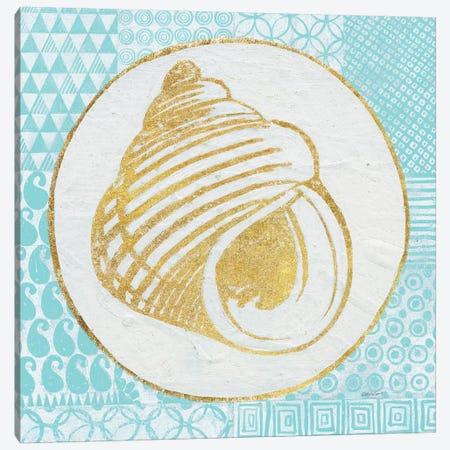 Summer Shells III Canvas Print #WAC4917} by Kathrine Lovell Canvas Wall Art