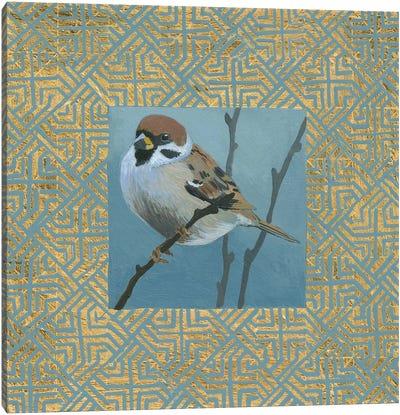 The Sparrow Canvas Art Print