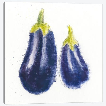 Garden Delight VII Canvas Print #WAC4921} by Emily Adams Canvas Artwork