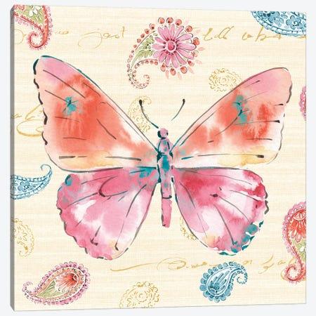 Happy Gypsy VI Canvas Print #WAC4928} by Pela Canvas Art