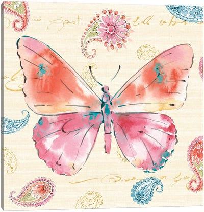 Happy Gypsy VI Canvas Art Print