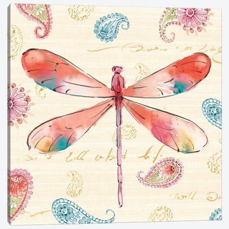 Happy Gypsy VII Canvas Print #WAC4929} by Pela Canvas Wall Art