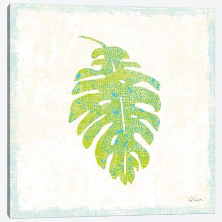 Flamingo Tropicale VII Canvas Print #WAC4946} by Sue Schlabach Canvas Art Print