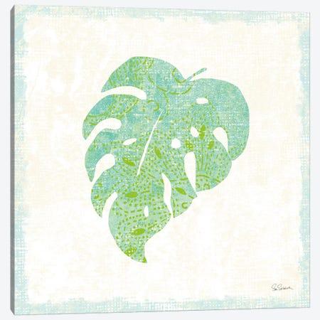 Flamingo Tropicale VIII Canvas Print #WAC4947} by Sue Schlabach Canvas Print