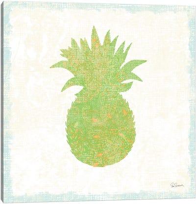 Flamingo Tropicale X Canvas Print #WAC4948