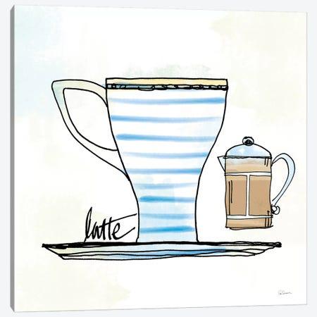 Good Brew VIII Canvas Print #WAC4965} by Sue Schlabach Canvas Print