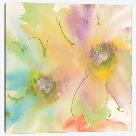 Rainbow Cosmos II Canvas Print #WAC4995} by Chris Paschke Canvas Artwork