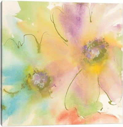 Rainbow Cosmos II Canvas Art Print