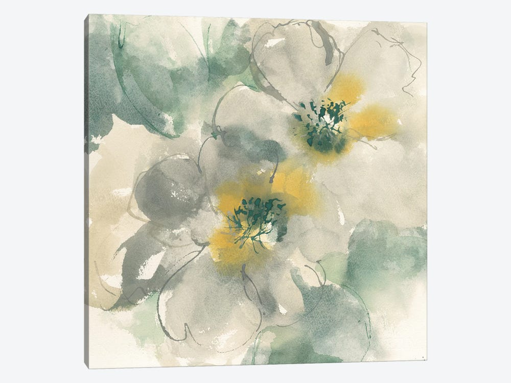 Silver Quince I by Chris Paschke 1-piece Canvas Print