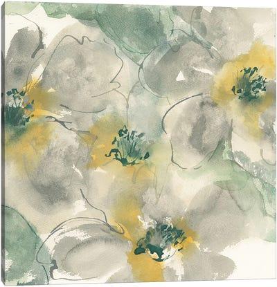 Silver Quince II Canvas Print #WAC4997