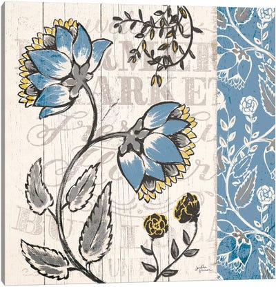 Blooming Season I Canvas Print #WAC5013