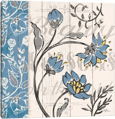Blooming Season II Canvas Print #WAC5014