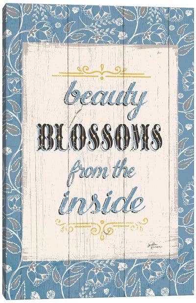 Blooming Season V Canvas Print #WAC5016
