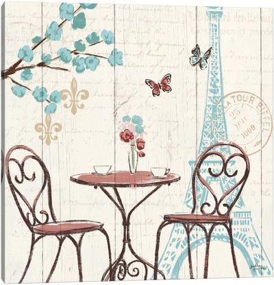 Paris Tour V Canvas Print #WAC5029