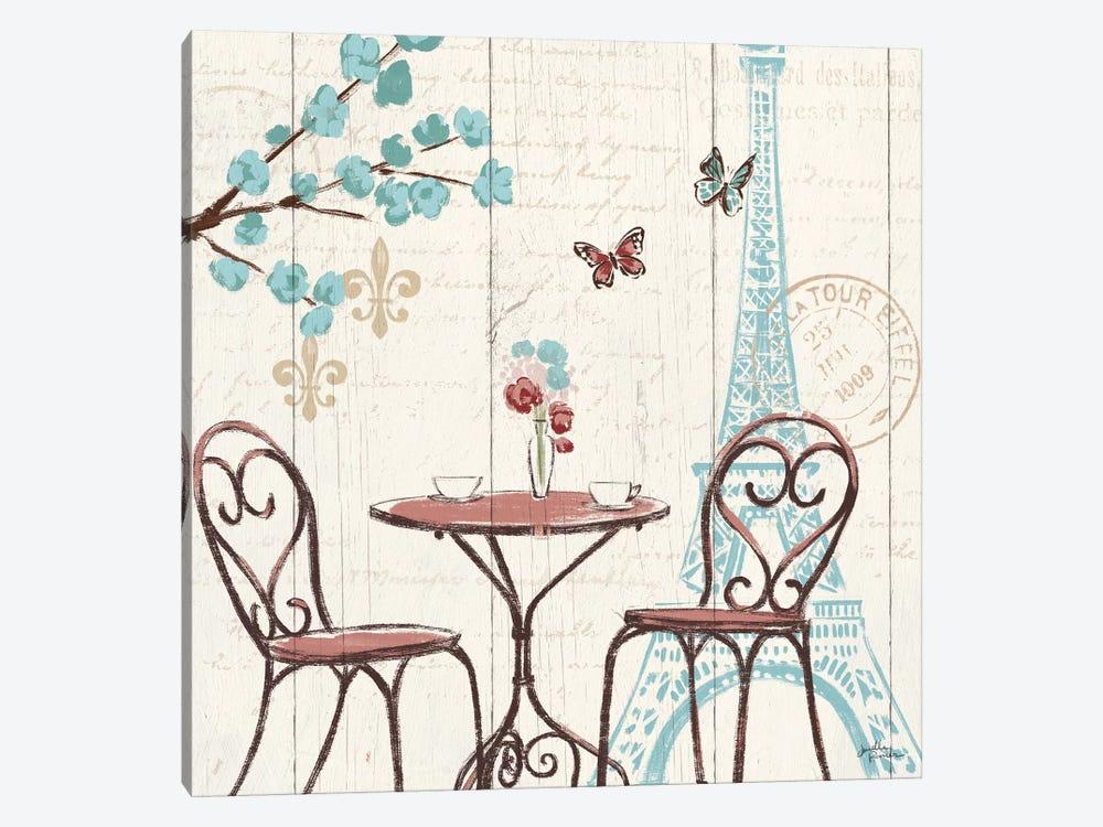 Paris Tour V by Janelle Penner 1-piece Canvas Art Print