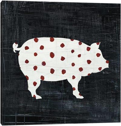 Modern Americana Farm I Canvas Print #WAC5045