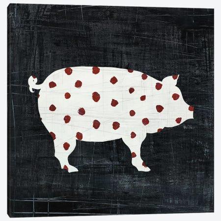 Modern Americana Farm I Canvas Print #WAC5045} by Melissa Averinos Canvas Art Print