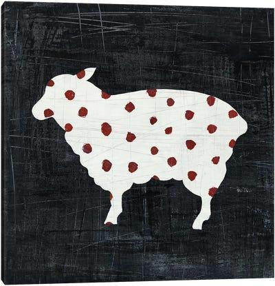 Modern Americana Farm II Canvas Print #WAC5046
