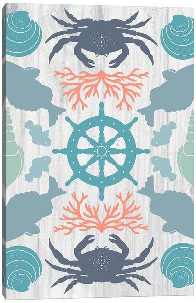 Coastal Otomi IV Canvas Art Print