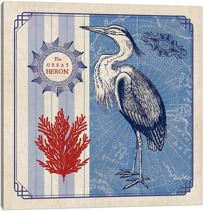 Sea Bird IV Canvas Art Print