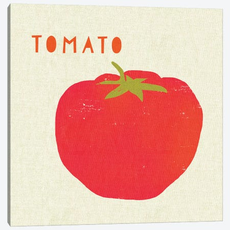 Summer Vegetable II Canvas Print #WAC5068} by Studio Mousseau Canvas Art