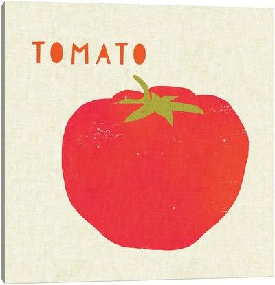 Summer Vegetable II Canvas Art Print