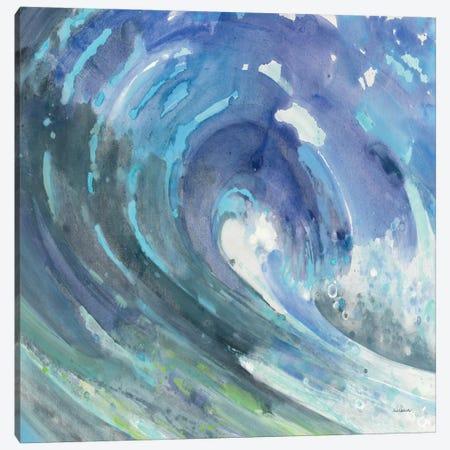Curl Canvas Print #WAC5071} by Albena Hristova Canvas Print