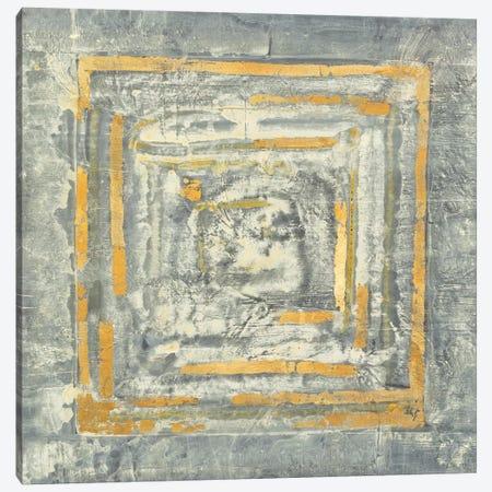 Detail Of Center, Gold Tapestry I Canvas Print #WAC5072} by Albena Hristova Art Print