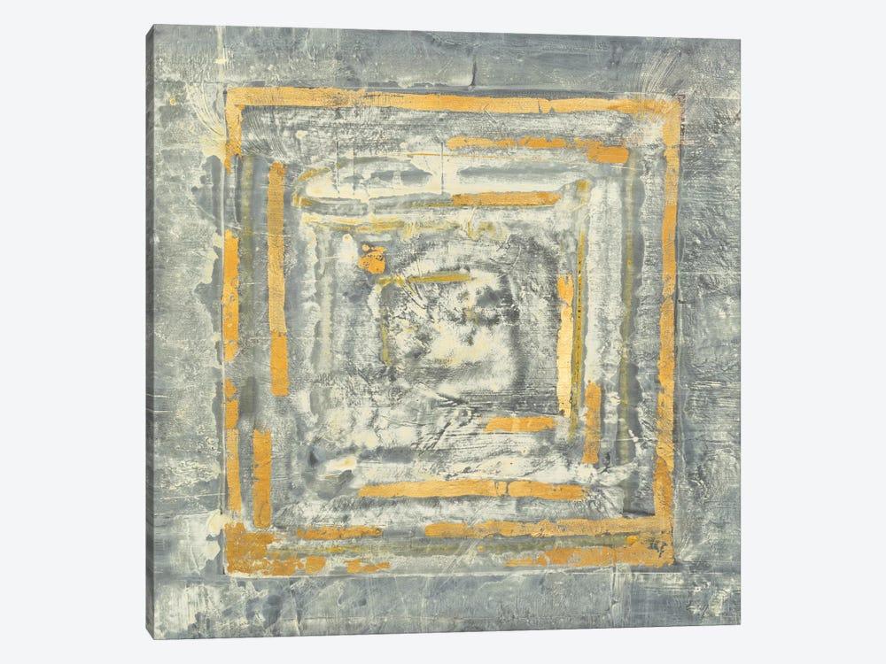 Detail Of Center, Gold Tapestry I by Albena Hristova 1-piece Canvas Art Print