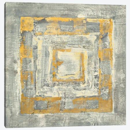 Detail Of Center, Gold Tapestry II Canvas Print #WAC5073} by Albena Hristova Art Print