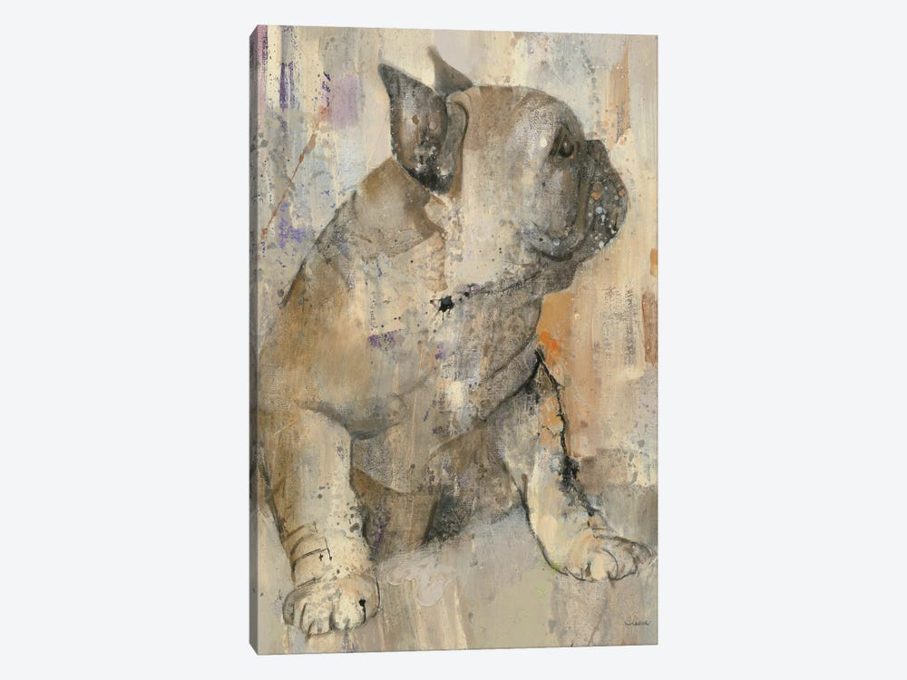 Duke by Albena Hristova 1-piece Canvas Art Print