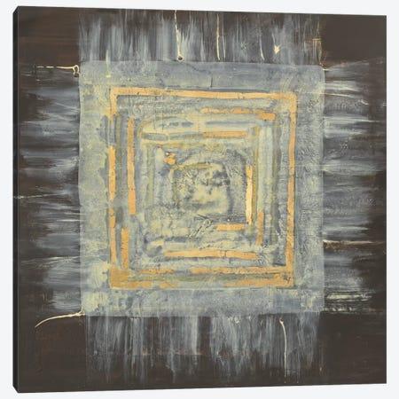 Gold Tapestry I Canvas Print #WAC5075} by Albena Hristova Canvas Wall Art